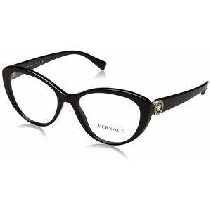 New Women's Black Eyeglasses